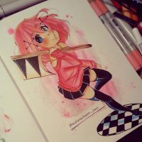 Pink Death by NauticaWilliams