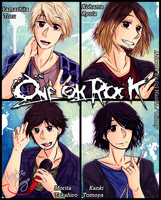.:One Ok Rock:. [HELP CLOSED] by Ciomy