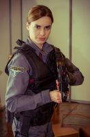 Stargate Atlantis grey outfit by Tyalis-photo