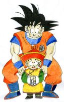 This is Gohan by RaditzLover