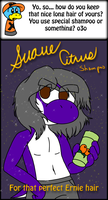 ask Ernie and Co: starsnow2577 by ErnestoGP