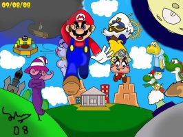 Super Mario: TTYD by mariotime92