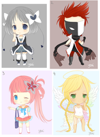 Chibi adopts [OPEN] by Yoai