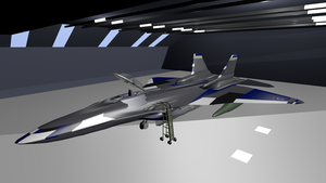 F47C Stealth Fighter by Marksman104
