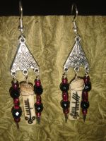 Cath Palug earrings, Magaly variant by Twinflame-Studios