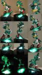 Jet the Hawk: LED Update. by Archaedin