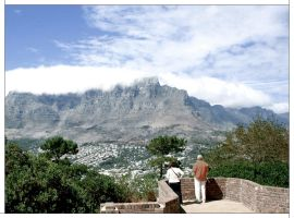Table Mountain by coukiedoe