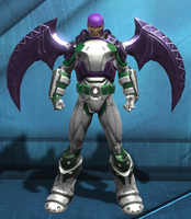 Buzz Lightyear (DC Universe Online) by Macgyver75