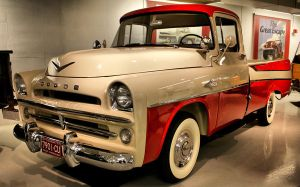 57 Dodge Truck by Originalbossman