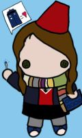 Doctor Who Fangirl by inkedream