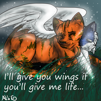 I'll Give You Wings by Alibi-cat