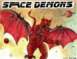 1161 - 20-04 - Space Demons by TwistedMethodDan