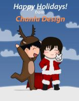 Happy Holidays from Chanlu.org by lucero