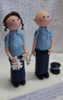 Police couple by Verusca