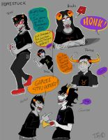 HOMESTUCK LOL by TiffyXD