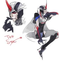 TFP-starscream by ASTRO-HO