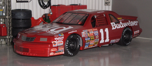 Geoff Bodine's 'Days of Thunder' Budweiser Ford by motorhead4646