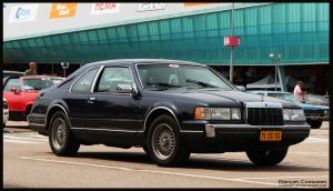 1990 Lincoln Mark VII by compaan-art