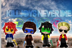 Killjoys never die by pearlandfrog13