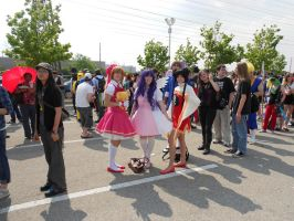 Anime North 2012 - Cardcaptors Sakura by TehTig3r