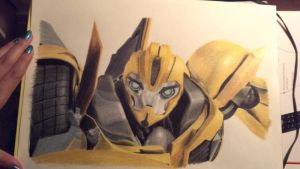 TFP Bumblebee by bee930