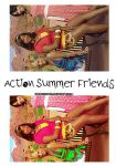 Action Summer Friends by flawlesslovato
