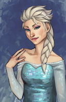 Elsa AX by Sachiko-the-biscuit