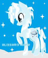 Blizzard Mane Adoptable Closed by Yoshi123pegasister