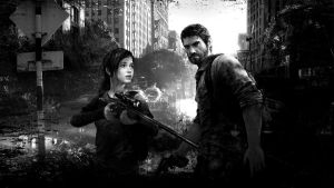 The Last of Us - wallpaper by The10thProtocol