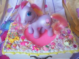 My Little Pony Jewelry Box Triple Treat by lessthan3chrissy