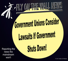 Government Unions Threaten Lawsuits! by IAmTheUnison