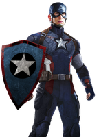 Captain America All New All Different  by Spider-maguire