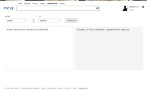 Bing Translator App 2 by arcticpaco