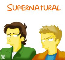 The Supernatural by KamiDiox