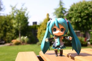 Nendoroid: Hatsune Miku by ShinCT