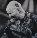 Rob Halford, Metal God by SweetCoconutMilk