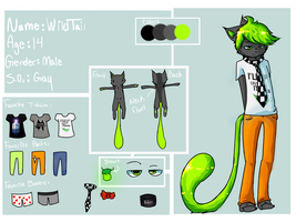 .:2013 WildTail Reff:. by xXWildTailXx