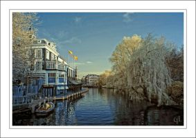 Good Old Amsterdam by melintir