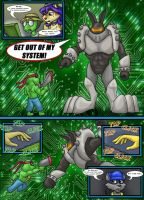 Sly Cooper: Thief of Virtue Page 253 by ConnorDavidson