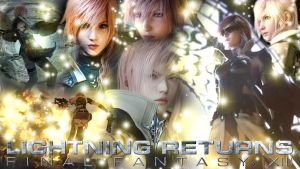 Lightning Returns Collage by Xinahs