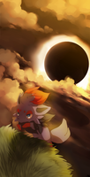 Running up that hill by Poketix