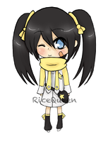 Chibi Alice by RiceQueen
