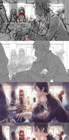 process/brush setting(Shintaro) by INstockee