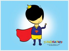 SUPER MAFNOD by VANECA