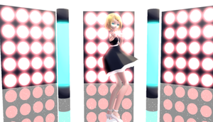 MMD Picka -Stage DL- by Ichigo-Crown