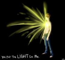 The Light In Me. by shock777