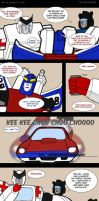 The Autobot Auto-Starter by Comics-in-Disguise
