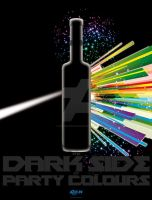 the DARK SIDE of PARTY COLOURS by paKipresenTe