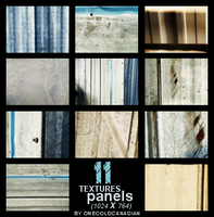 Textures - Panels by onecoldcanadian