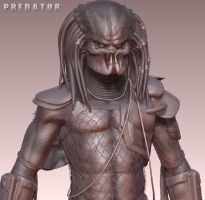 Predator - Zbrush WIP 16 by FoxHound1984